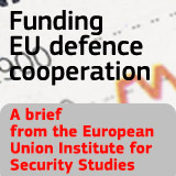 Funding EU defence cooperation