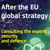 After the EU global strategy