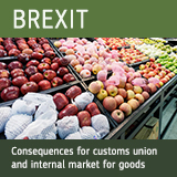 Consequences for customs union and internal market for goods