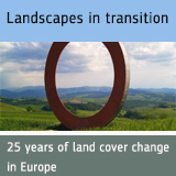 Landscapes in transition 25 years of land cover change in Europe