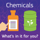 Chemicals. What's in it for you?