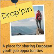 Drop'pin youth job sharing