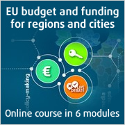 EU budget and funding for regions and cities
