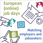 European (online) job days