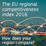 The EU regional competitiveness index 2016