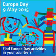 Europe Day 9 May