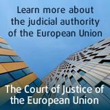 Judicial authority of the European Union