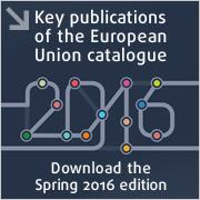 Key publications of the European Union catalogue
