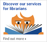 Publications Office services for librarians: Find out more
