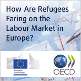 How are refugees faring on the labour market