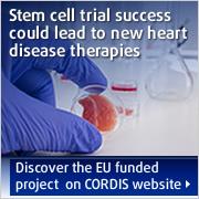 Stem cell trial success