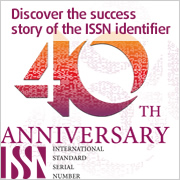 How to find a newspaper, journal or magazine? With ISSN!