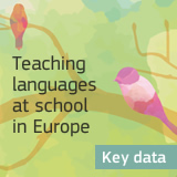 Teaching languages at school in Europe