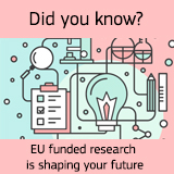 EU funded research is shaping your future