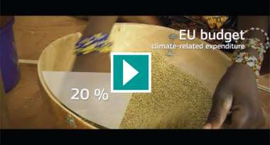 Video: EU financing for climate action. © European Union