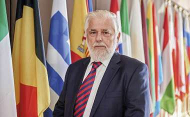 Image: Georges Dassis was elected President of the European Economic and Social Committee on 7 October 2015. © European Union
