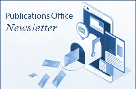 Click here to see the Publications Office Newsletter