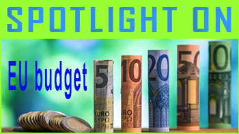 spotlight on the EU budget