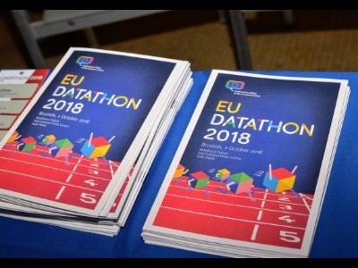 EU Datathon 2018 - Leaflet