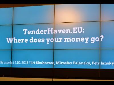 EU Datathon 2018 - TenderHaven
