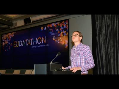 EU Datathon 2018 - Keynote by Sander van der Waal