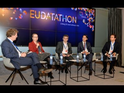 EU Datathon 2018 - Panel session
