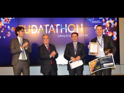 EU Datathon 2018 - Tenderlake