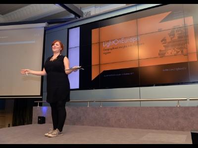 EU Datathon 2017 - Jennifer Baker