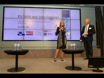 EU Datathon 2017 - Christine Kormann-Fromageau and Leo Mršić