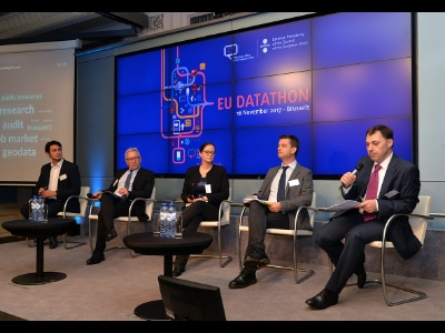 EU Datathon 2017 - Panel session