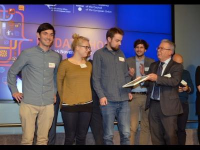 EU Datathon 2017 - LightOnEurope