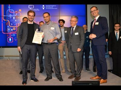 EU Datathon 2017 - C4P.io