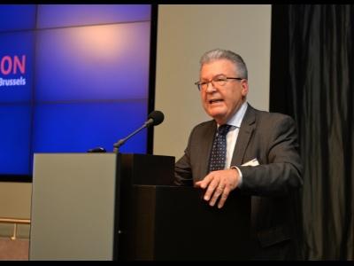 EU Datathon 2017 - Rudolf Strohmeier