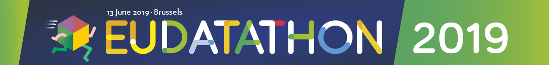 EU Datathon 2019 banner