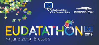 EU Datathon 2019 promotion