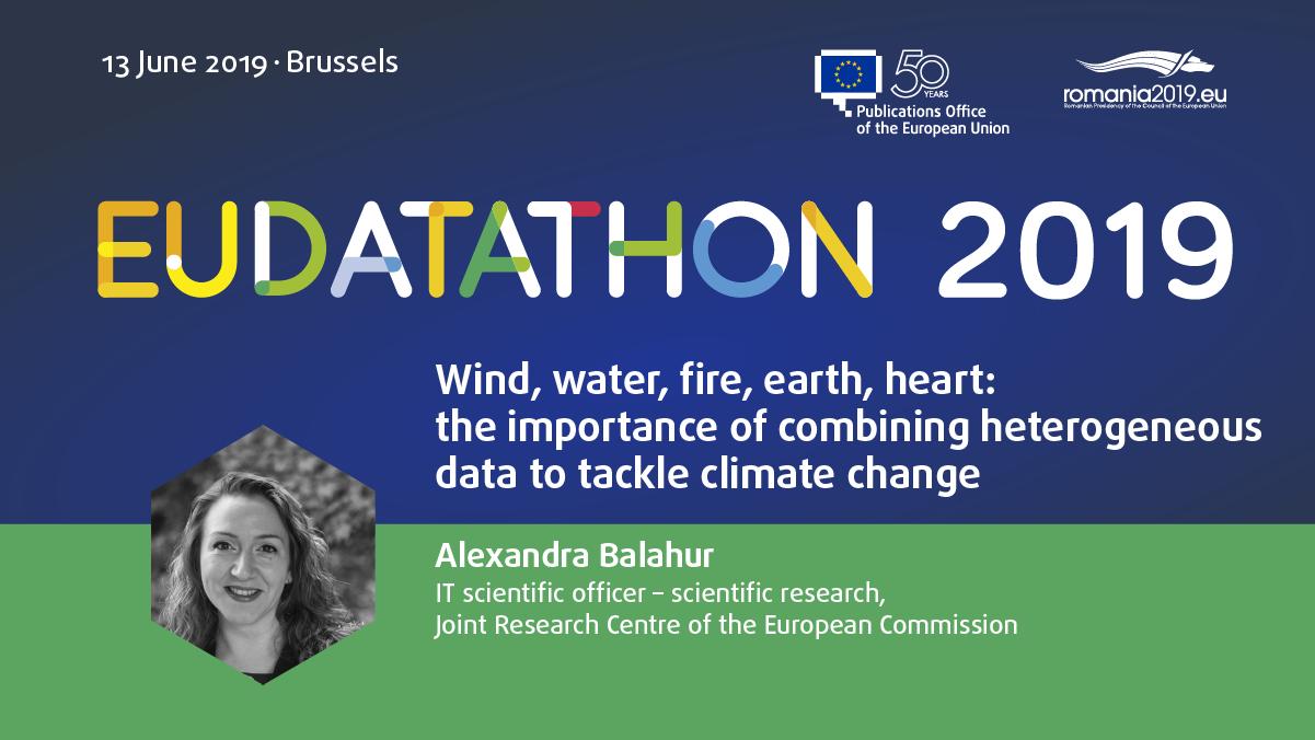 Alexandra Balahur Keynote