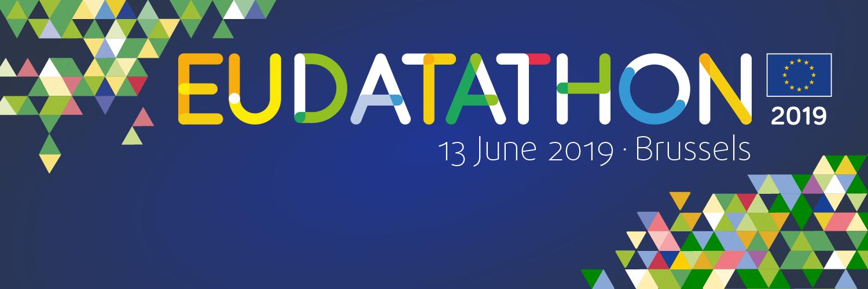 EU Datathon 2019 twitter banner