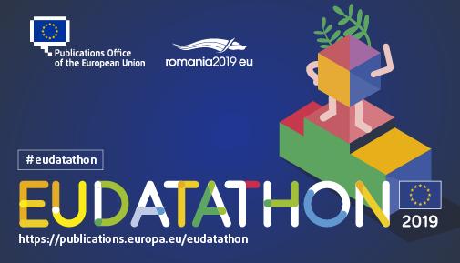 EU Datathon 2019 award