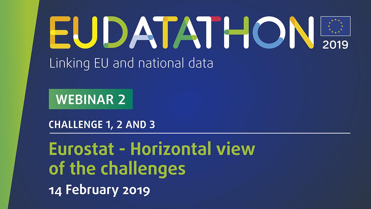 EU Datathon 2019 webianr 2