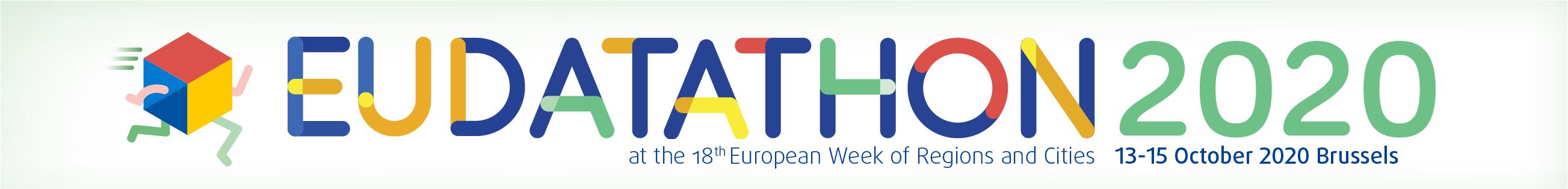 EU Datathon 2020 banner