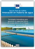 Results pack de CORDIS innovación en materia de agua