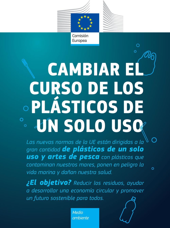 Cambiar el curso de los plásticos de un solo uso