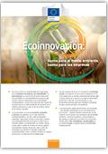 Ecoinnovación - Buena para el medio ambiente, buena para las empresas