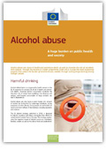 Alcohol abuse - A huge burden on public health and society