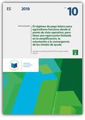 Informe especial - El régimen de pago básico para agricultores