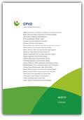 Boletín Oficial de la Oficina Comunitaria de Variedades Vegetales 4/2018
