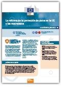 La reforma de la protección de datos en la UE y los macrodatos