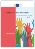 La educación para la ciudadanía en el contexto escolar europeo 2017