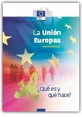 La Unión Europea ¿qué es y qué hace?