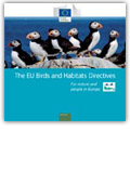 Las directivas de hábitats y aves de la UE